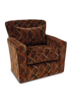 Rose Hill Furniture Enrich Sedona Swivel Chair