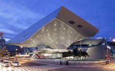 Busan Cinema Centre, COOP HIMMELB(L)AU Wolf D. Prix & Partner ZT GmbH, South Korea