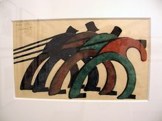 British Linocuts by Sybil Andrews, Cyril Power & Lill Tschudi @ Mary Ryan English Artists, Canadian Artists, Sybil Andrews, Pattern Art, Print Patterns, Futurism Art, Linoprint, London Art, Linocut Prints