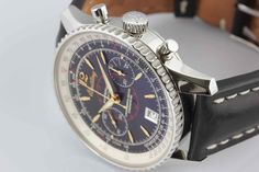 Breitling Montbrillant Navitimer SS Ltd Edt - Reference A48330 NOS - SOLD - Watch Store - Watch Seller PTY LTD