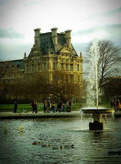 Jardim de Tuileries
