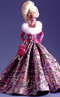 Barbie Starlight Waltz 1995 - Pretty sure this is the one my Papa got for me... It spun around on a stand and was totally awesome!