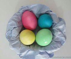 Cómo vaciar y decorar Huevos de Pascua. ¡Disfruta de esta actividad con tus pequeños!