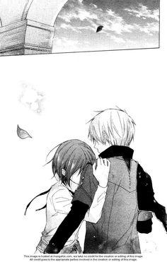 Shiriuikihime and Zen-dono <3 (Akagami no Shirayukihime)