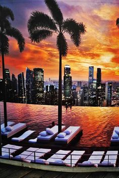 This should be on your hotel bucket list. | Marina Bay Sands in Singapore.