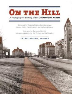 Art & Architecture librarian Susan Craig has compiled this guide on Researching Campus Buildings at KU.