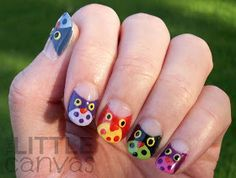 They are owls..... I think. Lol