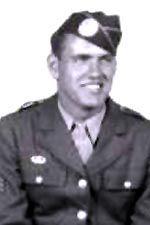 Sgt Boyd D. Parsons Sr., 502nd PIR Company G, Squad Leader