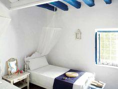 Un refugio rústico y chic en Formentera