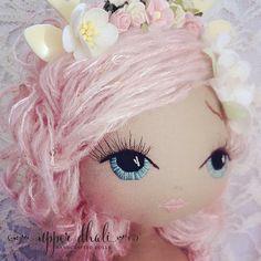 "146 Likes, 9 Comments - UpperDhali® Keepsake Dolls (@upperdhali) on Instagram: ""Blonde Fleur . . . . .…"""