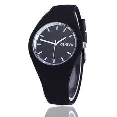 $2.38 (Buy here: https://alitems.com/g/1e8d114494ebda23ff8b16525dc3e8/?i=5&ulp=https%3A%2F%2Fwww.aliexpress.com%2Fitem%2F10-colors-Ladies-Watch-Classic-Gel-Crystal-Silicone-GENEVA-Watch-Jelly-watch-1pcs-lot%2F1410399521.html ) Fashion Silicone GENEVA Watc