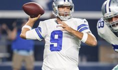 Cowboys QB Tony Romo leaves Thursday's game with back injury = While much of the anticipation and excitement surrounding the Dallas Cowboys heading into the team's third preseason game against the Seattle Seahawks was the debut of running back Ezekiel Elliott, fans were.....