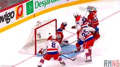 Alex Ovechkin's Lacrosse Goal: Juggles Puck Mid-Air, Scores on Power Play (GIF). I entered the Pin a Moment to Win a Moment contest with my top moment of the 2013-14 Capitals season. #ScarletCapsMoments