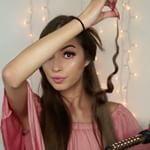 Gorgeous curls  alejandraxoxx shophudabeauty lashes in Lana