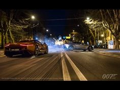 Click through the image for scenes from the hottest car chase in the latest James Bond film and a look at the coolest cars in the 007 franchise.