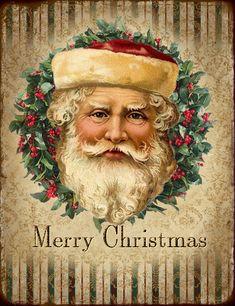 Merry Christmas <3 aka Santa Claus Joulupukki or Father Christmas.  Sinterklas or Kris Kringle.  Bellsnickle or Père Noël.  Whatever the name, Santa's spirit is loved around the world!