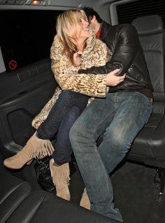 Nicole Appleton Photo - Liam Gallagher And Friends Leaving The Nobu Berkeley Restaurant