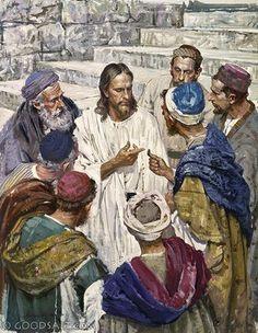 tutto è di dio. anche cesare (mt 22,15-21)