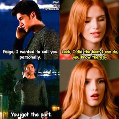 """Famous in Love 1x01 """"Pilot"""" - Rainer and Pagie"""