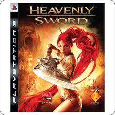 PS3 Heavenly Sword R$89.90
