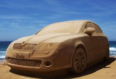 In this article we have come up with some interesting and incredible sand sculptures that will surely call for a second look. Sand sculptures have been created all over the world and they vary in terms of their conceivable theme and ideas that turn out to