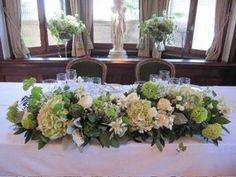スタイリッシュ?アンティーク?テイストで選ぼう!ウェディング装花・会場コーディネート - NAVER まとめ Floral Arrangements, Floral Wreath, Projects To Try, Bouquet, Wreaths, Table Decorations, Antiques, Naver, Flowers