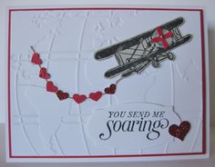 Barb Mann Stampin' Up! Demonstrator - SU - SAB - Sky Is the Limit - Valentine's Day, love, anniversary