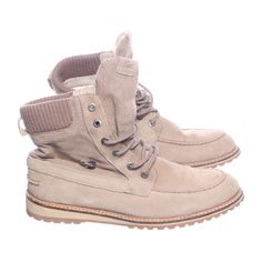 Lacoste Kängor, Strl: 39  300 kr Timberland Boots, Lacoste, Beige, Sneakers, Fashion, Fashion Styles, Tennis, Moda, Slippers