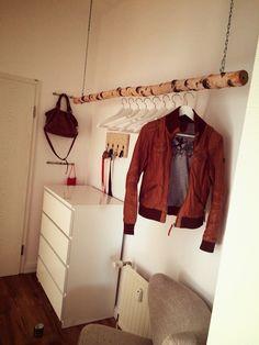 Garderobe DIY