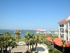 Charleston Harbor Resort & Marina in Mt. Travel Channel, Low Country, Best Hotels, Seattle Skyline, Great Rooms, Burgers, Charleston, Special Events, Swimming Pools