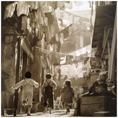 Fan Ho, Children's Paradise, 1959