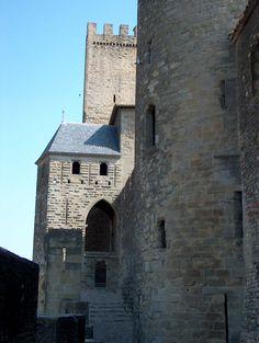 Medieval Carcassonne, Languedoc-Roussillon, France