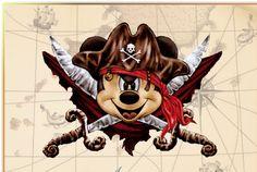 Muitas imagens, Molduras para convites, Rótulos para diversas gulouseimas, tudo do Mickey Pirata! Para ver as imagens em boa resolução e copiar, clicar na imagem!!! Molduras para convites: RótulosMickey Pirata Cone de Gulouseimas Mickey Pirata Rótulo para Copinho de BrigadeiroMickey Pirata ForminhaMickey Pirata Rótulo Batom da GarotoMickey Pirata Enfeite para canudinhoMickey Pirata Rótulo para CDMickeyMore