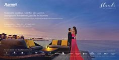 Book your wedding across select Marriott hotels in India, Bhutan and Bangladesh & the honeymoon is on us!* Write a new chapter in your wedding story across our romantic escapes in India, Thailand, Bhutan and Australia! #shaadibymarriott For more details, visit shaadibymarriott.com *terms & conditions apply