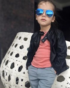 ed8deab1126a 13 Kids Stylish Outfit Ideas To Try This Spring. See more. biker jacket  Baby Boy Outfits, Cute Outfits For Kids, Vest Outfits, Fashion Outfits