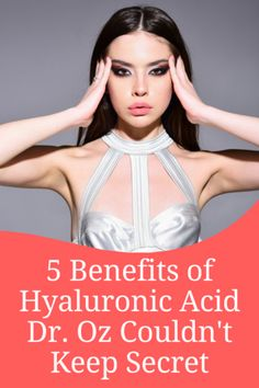 Oz on the Today Show shared why skin droops sags and wrinkles and how to solve this problem. Thats why you need the power of these hyaluronic acid benefits. Find out how you can harness the power for your new skin tight look today! Tighten Stomach, Skin Mask, Face Skin, New Skin, Skin Tightening, Hyaluronic Acid, Smooth Skin, Oily Skin, Glowing Skin