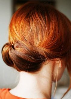 My go-to hairstyle for bad/greasy/unwashed hair days. I always get compliments, which cracks me up, since this is so so easy to do, and it is really just hiding my gross hair day. Hairstyles Haircuts, Wedding Hairstyles, Cool Hairstyles, Hair Day, New Hair, Victorian Hairstyles, Fall Hair, Hair Looks, Beauty Hacks