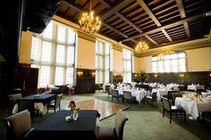 University Club of Portland, Main Dining Room, with dance floor. #universityclubofportland #uclubpdx