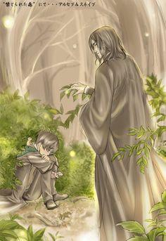 Snape x Harry