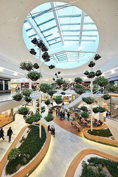Hotel Architecture, Organic Architecture, Garden Architecture, Commercial Architecture, Concept Architecture, Architecture Design, Commercial Complex, Centre Commercial, Commercial Design