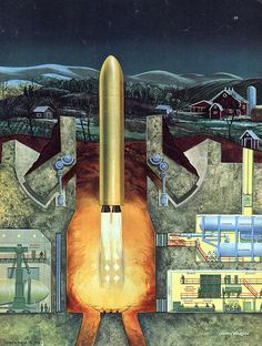 The Atomic Age - OKAY - this looks like a vibrator!!!