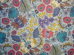 Coloring Garden - Dusk | Sew L.A. Fabric