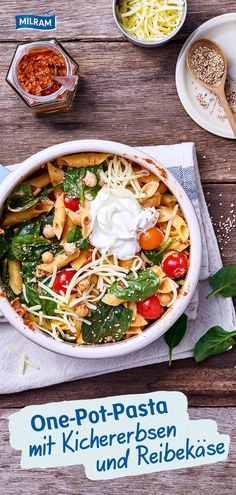 Pot Pasta, But First Coffee, One Pot, Easy Cooking, Family Meals, Meal Planning, Meal Prep, Food Porn, Brunch