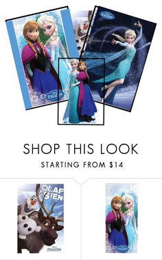 """""""FROZEN"""" by nejraa0320 ❤ liked on Polyvore featuring Disney"""