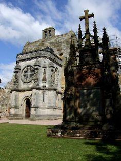 Scotland, Rosslyn - direct line ancestor for me (T. England Ireland, England And Scotland, Little England, Rosslyn Chapel, Scotland History, Cathedral Basilica, Scottish Castles, Knights Templar, Scotland Travel
