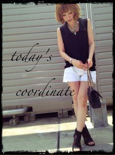 「coordinate☆」の画像|大橋あゆみオフィシャルブログ「Are … |Ameba (アメーバ)