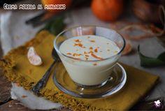 Crema morbida al mandarino, settimana degli agrumi-Calendario del cibo italiano