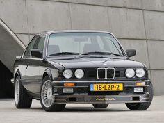 1984-1986 BMW Alpina B6