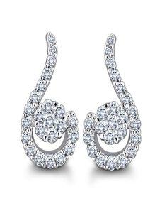 online Diamond Huggies | diamonds4you