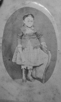 Bisabuela Cecilia Yáñez